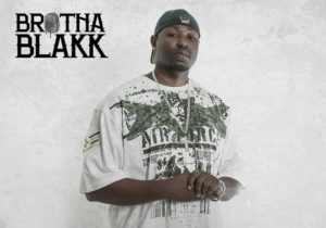 Brotha Blakk said it west coast music