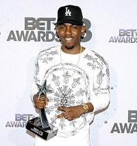Kendrick Lamar:  West Coast Savior